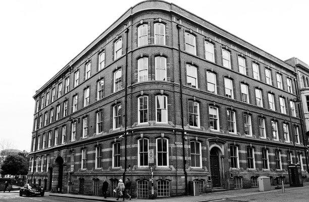 Stoney Street office space – Building External