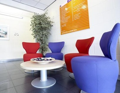 Bow Bridge Close office space – Break Out Area