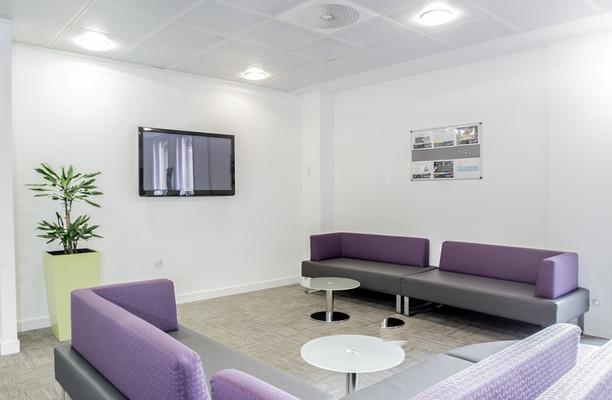 Victoria Street office space – Break Out Area