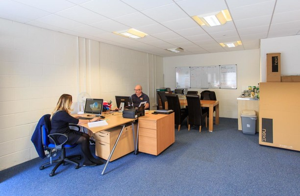 Hampton Park West SN12 office space – Private Office (different sizes available).
