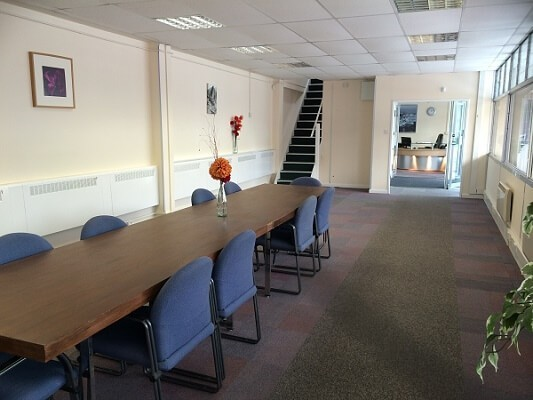 Oldmixon Crescent BS22 - BS24 office space – Meeting/Boardroom.