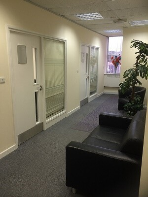 Oldmixon Crescent BS22 - BS24 office space – Hallway