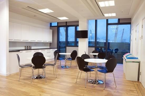 Mitre Passage SE2, SE10 office space – Break Out Area
