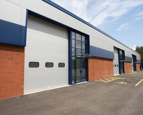 Basil Hill Road OX11 office space – Building External