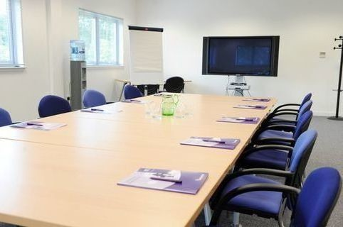 Kingseat Business Park AB21 office space – Meeting/Boardroom.