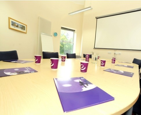 Mill Road AB51 office space – Meeting/Boardroom.