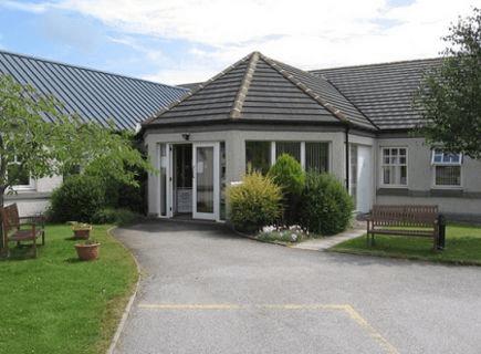 Broomiesburn Road AB41 office space – Building External