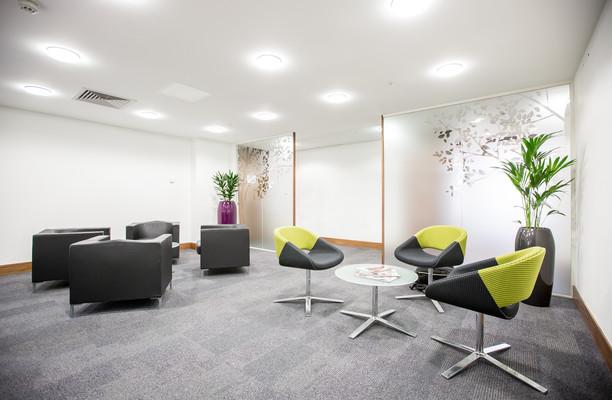 Shortlands W6 office space – Break Out Area
