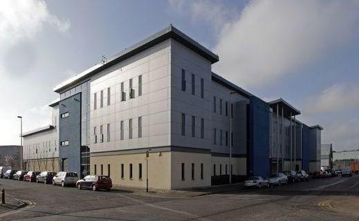 Poynernook Road office space – Building External