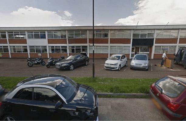Kelvin Way office space – Building External