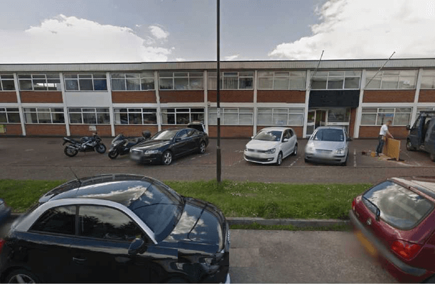 Kelvin Way RH10 office space – Building External