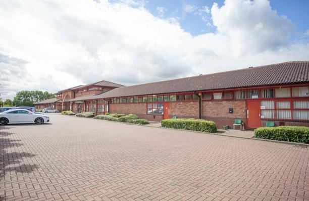 Cochran Close MK1, MK17, MK19 office space – Building External