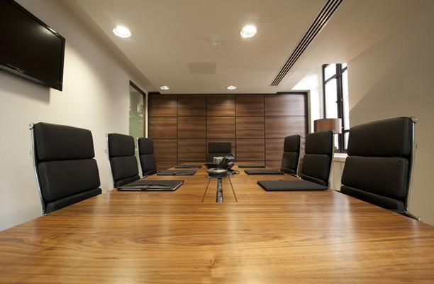 Old Jewry EC2 office space – Meeting/Boardroom.