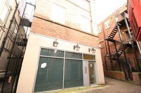Peter Lane office space – Building External