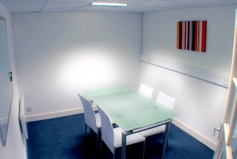 Peter Lane office space – Meeting/Boardroom.