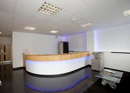 Cray Avenue BR5 office space – Reception