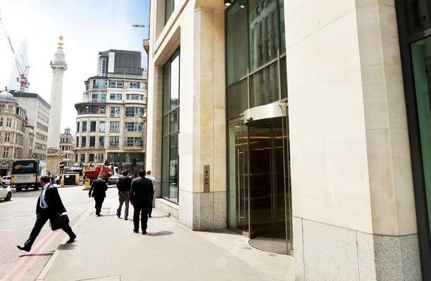 Gracechurch Street EC4 office space – Building External