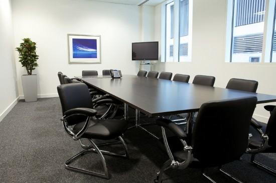 Gracechurch Street EC4 office space – Meeting/Boardroom.