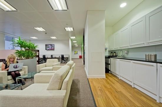 Gracechurch Street EC4 office space – Kitchen