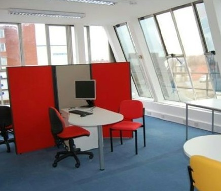 Magdalen Street office space – Private Office (different sizes available).