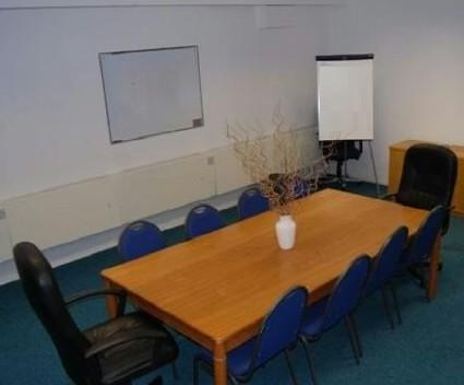 Magdalen Street NR1 office space – Meeting/Boardroom.