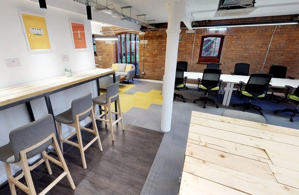 East Tyndall Street CF10 office space – Shared Office