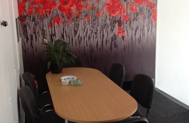 Sandwich Industrial Estate CT13 office space – Meeting/Boardroom.