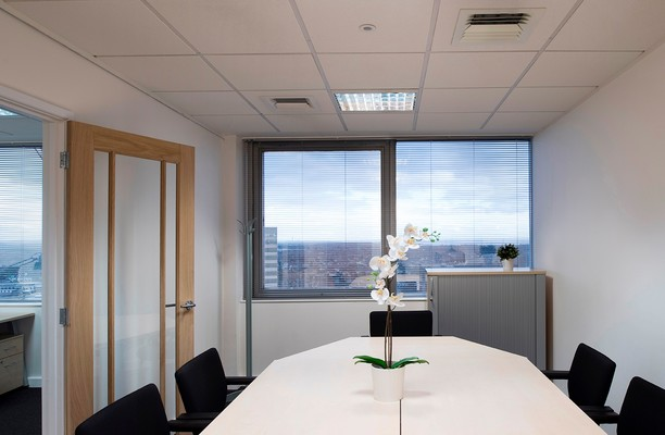 Fitzalan Road CF10 office space – Meeting/Boardroom.