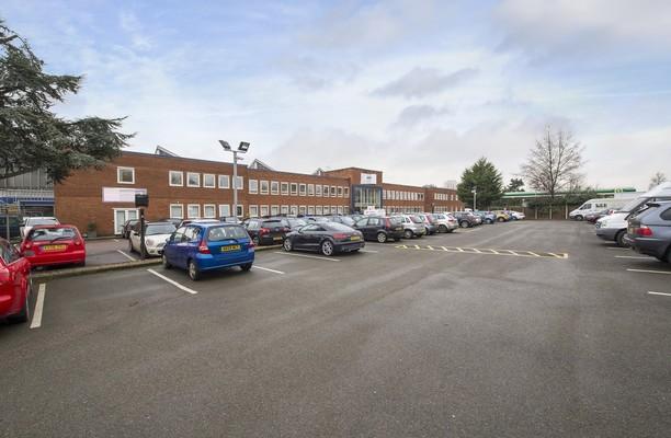 Kingsfield Way NN1 - NN6 office space – Building External