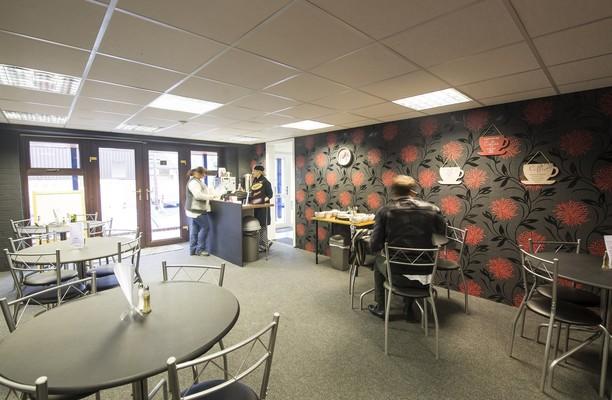 Kingsfield Way NN1 - NN6 office space – Restaurant