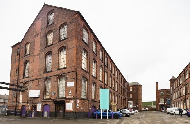 Brookfield Road NG5 office space – Building External