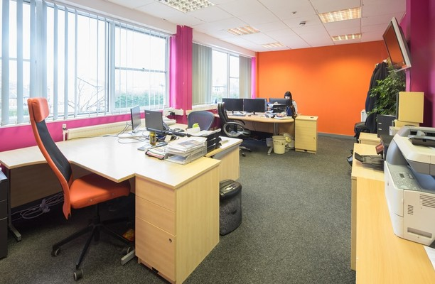 Thornes Mill office space – Private Office (different sizes available).