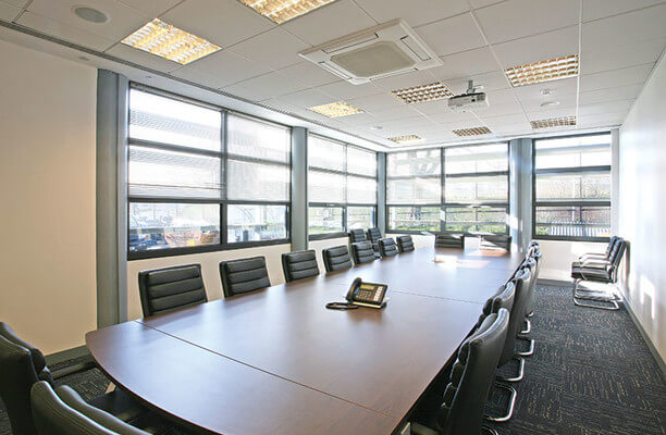 Bessemer Road AL8 office space – Meeting/Boardroom.
