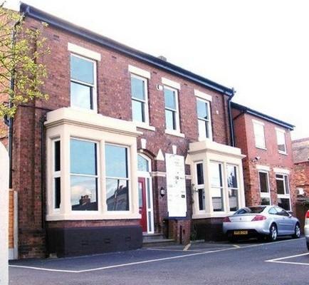 Golden Hill Lane PR25, PR26 office space – Building External