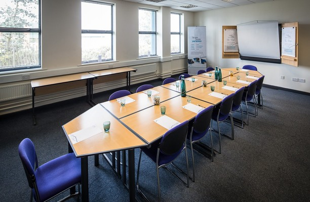 Hamilton Way NG18 office space – Meeting/Boardroom.