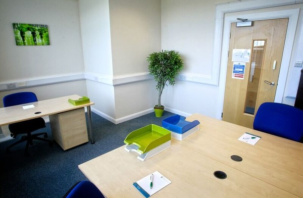 Windrush Industrial Park OX1, OX2 office space – Private Office (different sizes available).