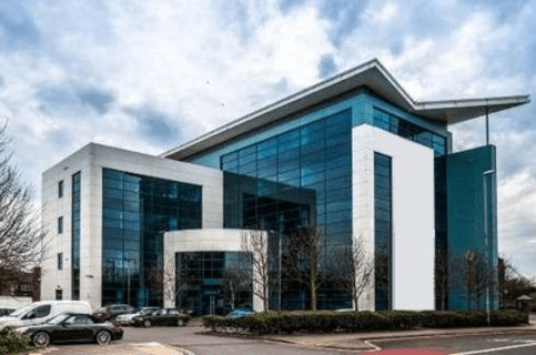 Portsmouth office space – Building External