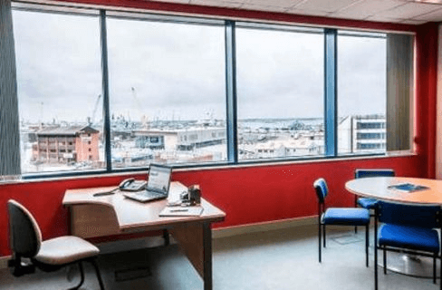 Portsmouth office space – Private Office (different sizes available).