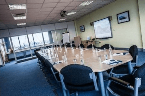 Portsmouth office space – Meeting/Boardroom.