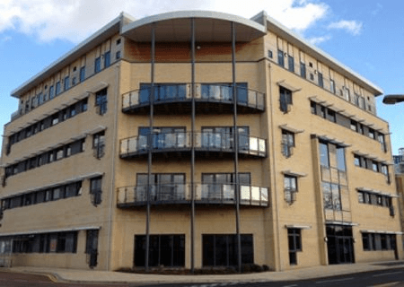 Southampton SO14 office space – Building External