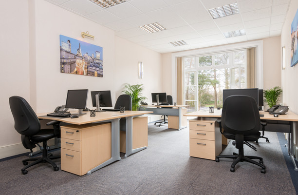 Shute End RG40 office space – Private Office (different sizes available).