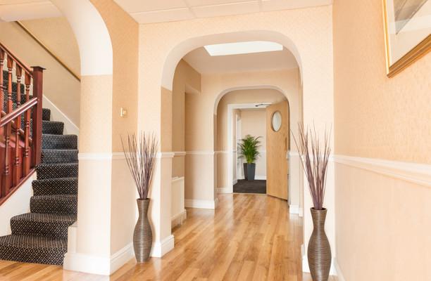 Shute End, Wokingham RG40 office space – Hallway