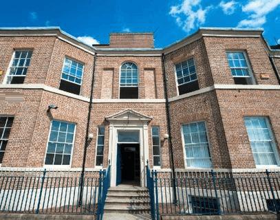 Clavering House, Clavering Place NE1 office space – Building External