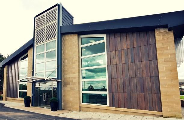 Swillington Common Farm LS1 office space – Building External