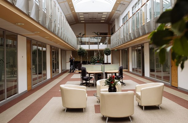Swillington Common Farm LS1 office space – Break Out Area