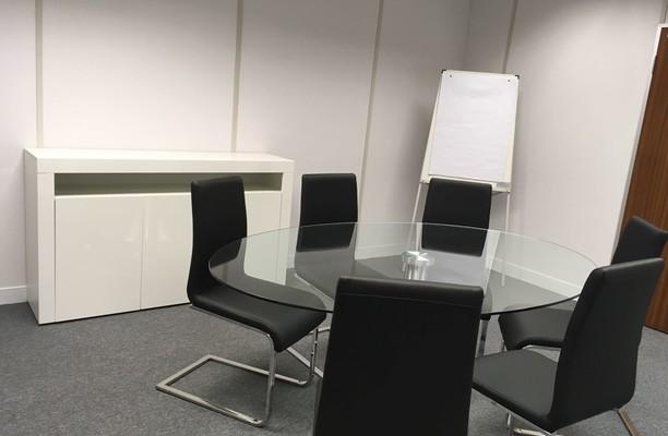 Sheen Lane SW14 office space – Meeting/Boardroom.