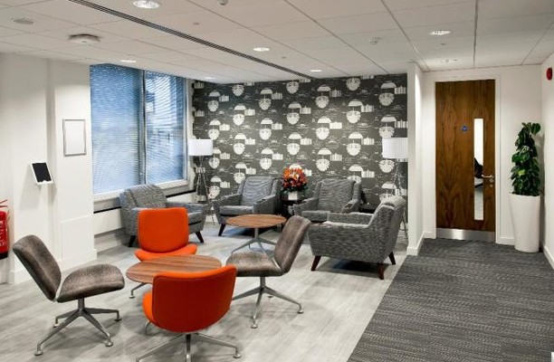 Sackville Street W1 office space – Break Out Area
