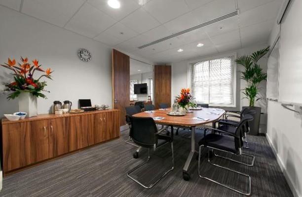 Sackville Street W1 office space – Meeting/Boardroom.