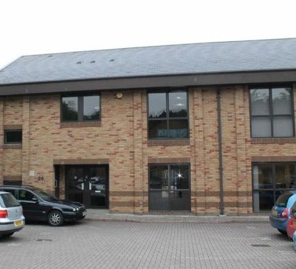 Fairfax House, Cromwell Park OX7 office space – Building External