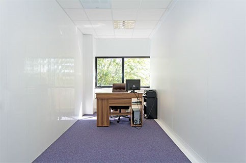 Acton Lane W3 office space – Private Office (different sizes available).